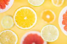 Assorted Citrus Sliced Fruit L...