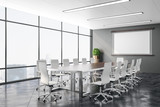 Fototapeta Kawa jest smaczna - Business presentation concept.