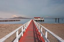 Pier In Crissy Field Next To T...