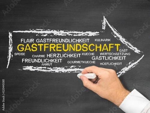 Photo Gastfreundschaft