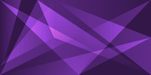 Abstract Triangle Shape Background Texture Overlap Purple Color