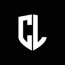 CL Logo Monogram With Shield S...