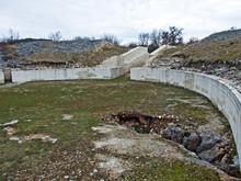 Burnum Roman Military Camp, National Park Krka - Croatia