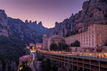 Montserrat Monastery, Barcelon...