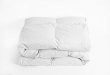 Folded Soft White Duvet, Blank...