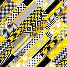 Seamless Geometric Pattern. Cl...