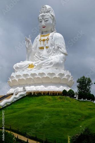 Vászonkép Bouddha géant