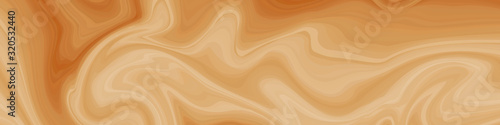Obraz Abstract Light Brown Banner Texture - fototapety do salonu