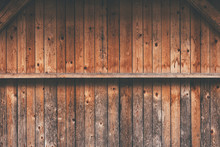 Background Of Rustic Wooden Planks