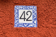 House Number 42 Italy