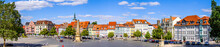 Old Town Of Erfurt - Germany