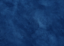 Blue Marble Or Cracked Concrete Background (as An Abstract Mystical Background Or Marble Or Concrete Texture)
