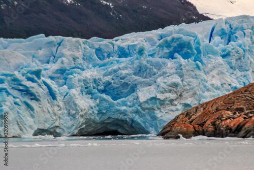 perito moreno glacier, patagonia, calafate, argentina #320599695
