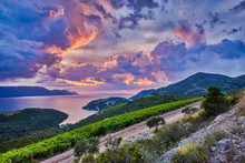 Kremena Village Location, Croa...