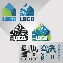 House Ecological Logo Real Est...