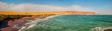 Playa Roja Beach (Red Beach) I...
