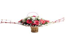 Beautiful Bouquet Of Bright Fl...