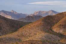 Desert Landscape, Lake Mead Na...