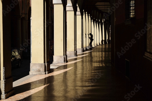 Canvas-taulu bologna portici