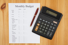 Creating Your Monthly Budget W...