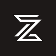 Z Letter Liner Logo Design