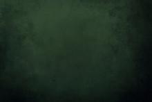 Grungy Dark Green Background