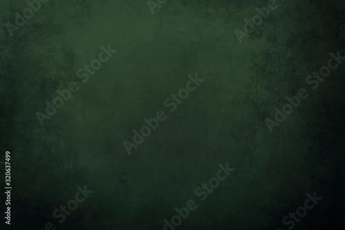Fototapeta  grungy dark green background obraz