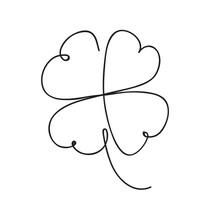 Saint Patrick Clover Leaf, Con...