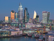 City of London, Square Mile, image shows completed 22 Bishopsgate tower, London