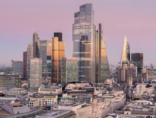 City Of London, Square Mile, I...