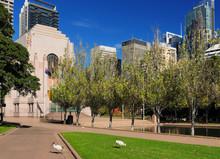 Anzac War Memorial Hyde Park Sydney NSW Australia