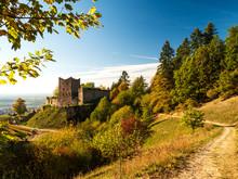 Schauenburg Ruine Chateau