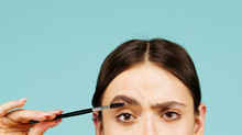 Eyebrows Correction. Shape. Pe...