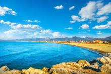 Viareggio Beach And Sea, Versi...