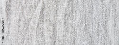 Obraz na plátně linen texture for use as background