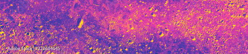 abstract pink, yellow, violet, purple and blue colors background for design - 320684645