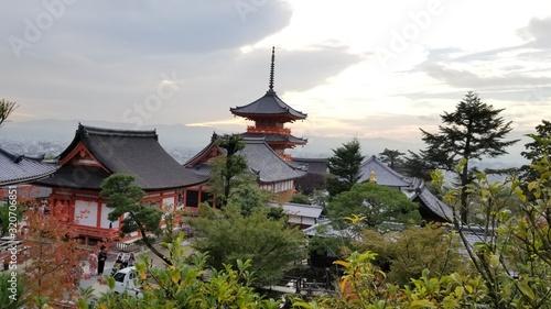 Photographie Kinkakuji temple Kyoto