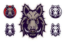 Boar Head Emblem