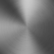 Radial Polished Texture Gray M...