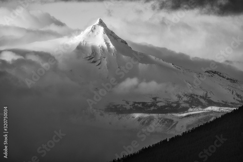 Mountain Peak - Oregon