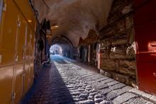 Via Dolorosa, Old City, Jerusa...