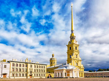Peter And Paul Cathedral And G...