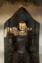 Guardian Temple Deity Outside ...