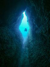 Plongée Caverne à Marseille, France