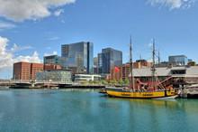 Boston– Miasto W Północno-wschodniej Części Stanów Zjednoczonych, Stolica Stanu Massachusetts.