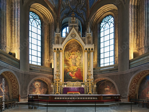 Photo High altar of Turku Cathedral, Finland
