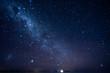 ウユニの銀河