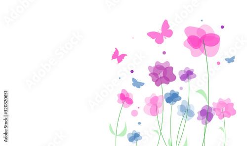 Fényképezés fiori, piante, primavera, erbe