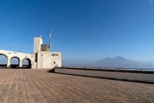 Naples View From Castel Saint ...