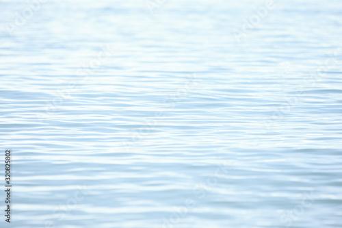 Cuadros en Lienzo 穏やかな波の水面 背景